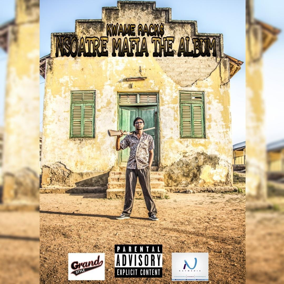Photo of Kwame Rack$ Releases 'Nsoatre Mafia' Album