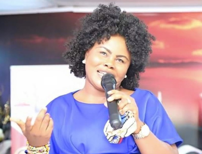 Photo of Anita Afriyie Narrates How Her Ghc 7 Payment Was Added To Her Pastor's Salary