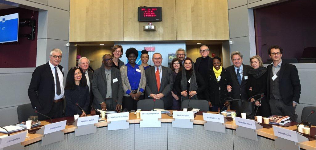 Photo of European Commission appoints Roberta Annan on High-Level Steering Committee on Culture and Creativity