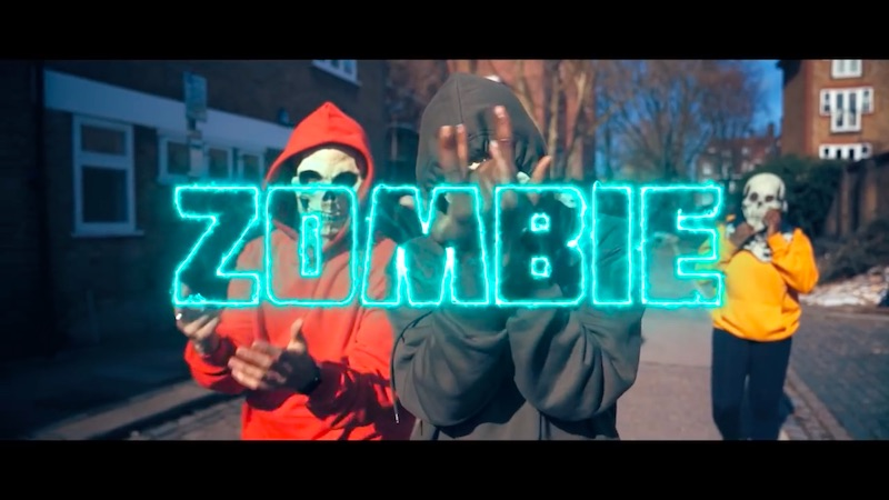Photo of Music Video: Fuse ODG – Zombie