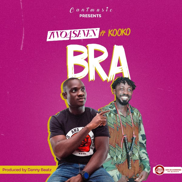 Photo of Two4Seven Feat. Kooko – Bra (Prod. By Danny Beatz)