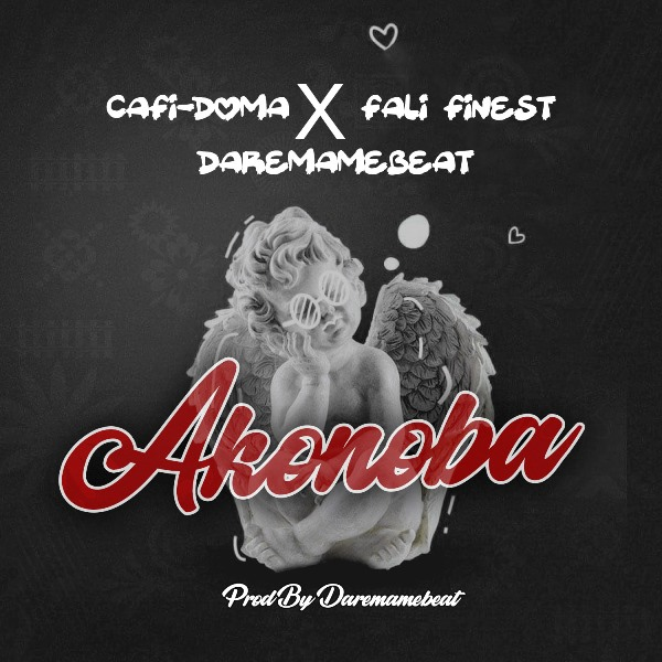 Photo of Music Video: Cafi-Doma x Fali Finest x Dare Mame Beat – Akonoba