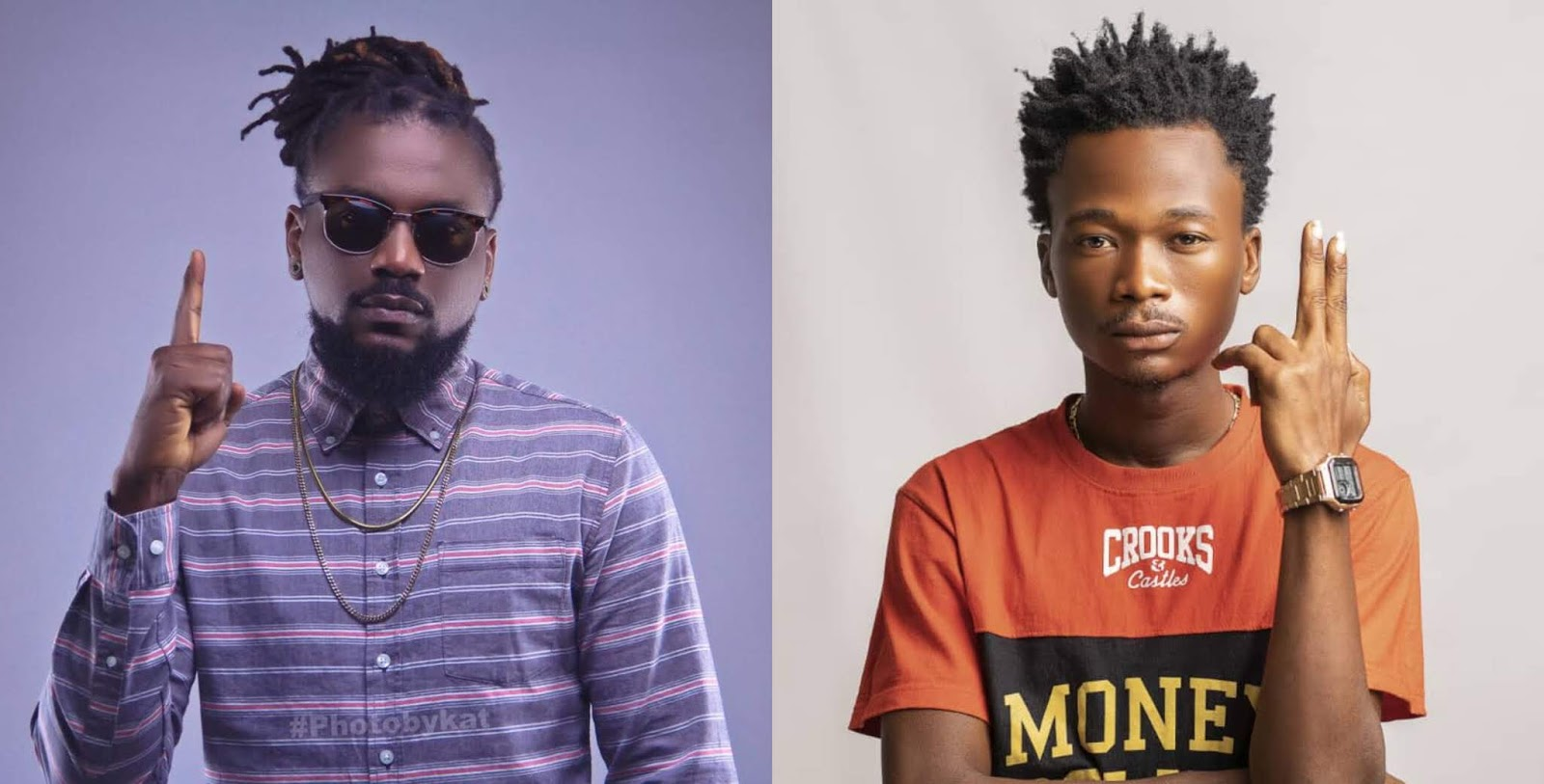 Photo of Samini Throws Support For New Act Imrana