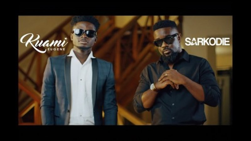 Photo of Music Video: Kuami Eugene Feat. Sarkodie – No More