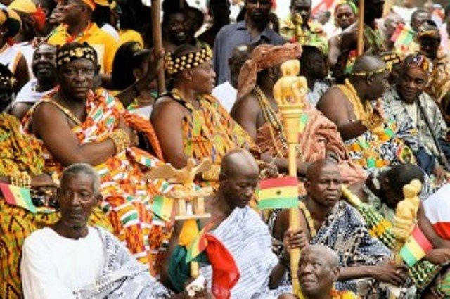 Photo of 40 Chieftaincy Disputes Retarding Development Of Ahafo And Bono Regions – Research Report