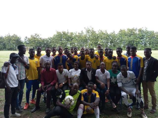 Photo of DESAG Marks May Day With Sports In Sunyani