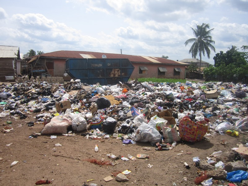 Photo of SYDA Lament Over Sunyani Filthiness