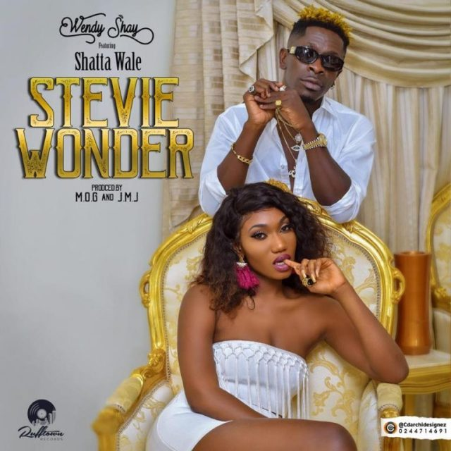 Photo of Music Video: Wendy Shay Feat. Shatta Wale  – Stevie Wonder