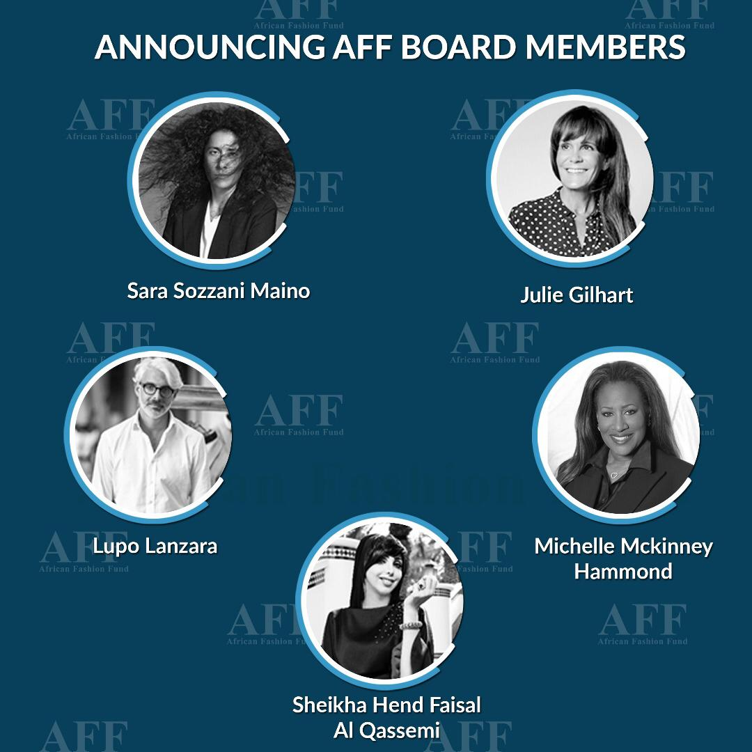 Photo of African Fashion Fund Welcomes Five New Board Members