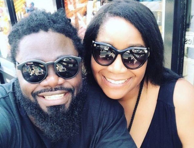 """Photo of """"I Feel So Lucky Everyday To Have You As My Lover, Wife And Bestfriend"""" – Captain Planet Praises His Wife After 5 Years Of Marriage"""