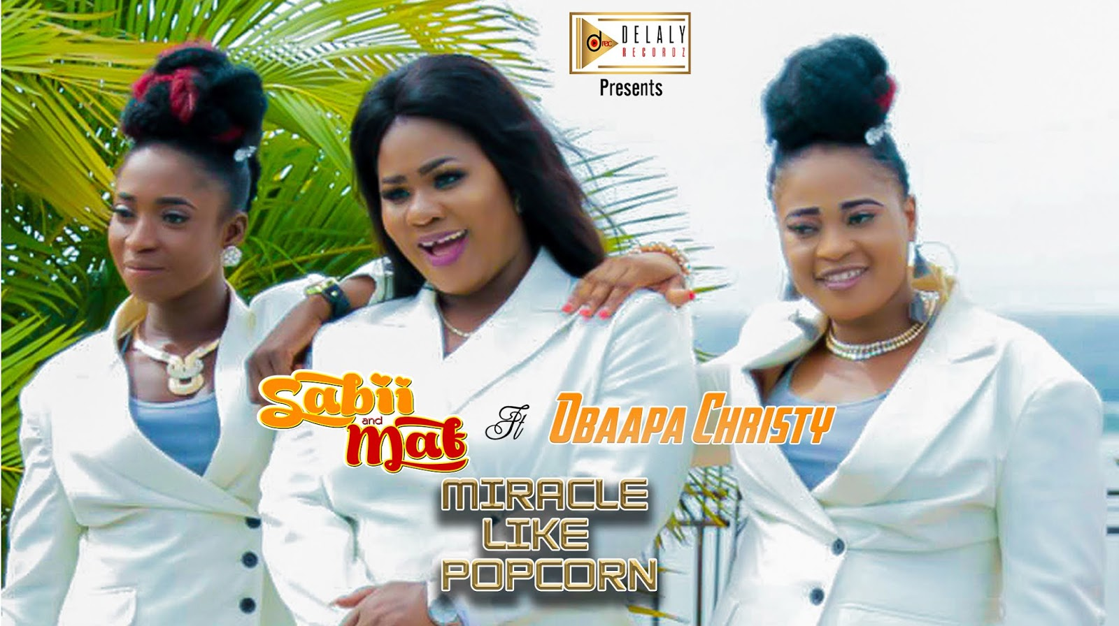 Photo of Sabii And Matt Features Obaapa Christy On 'Miracles Like Popcorn'