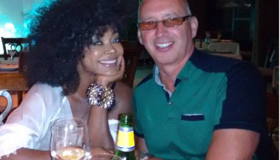 Photo of Stephanie Benson Marks 30 Years Of Marriage With Her Husband