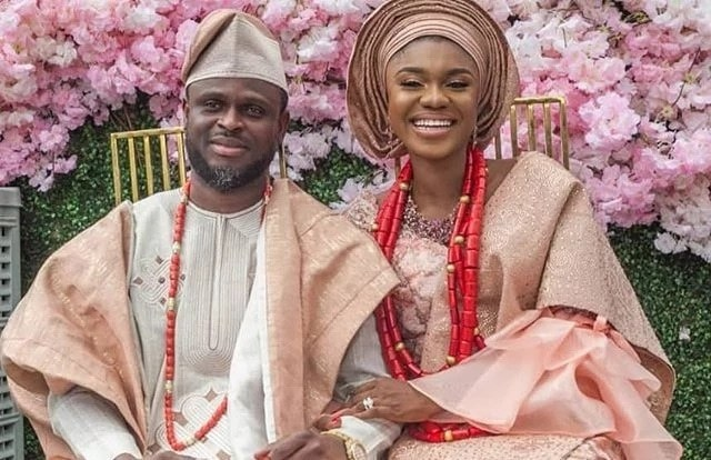 Photo of Becca Eulogizes Husband