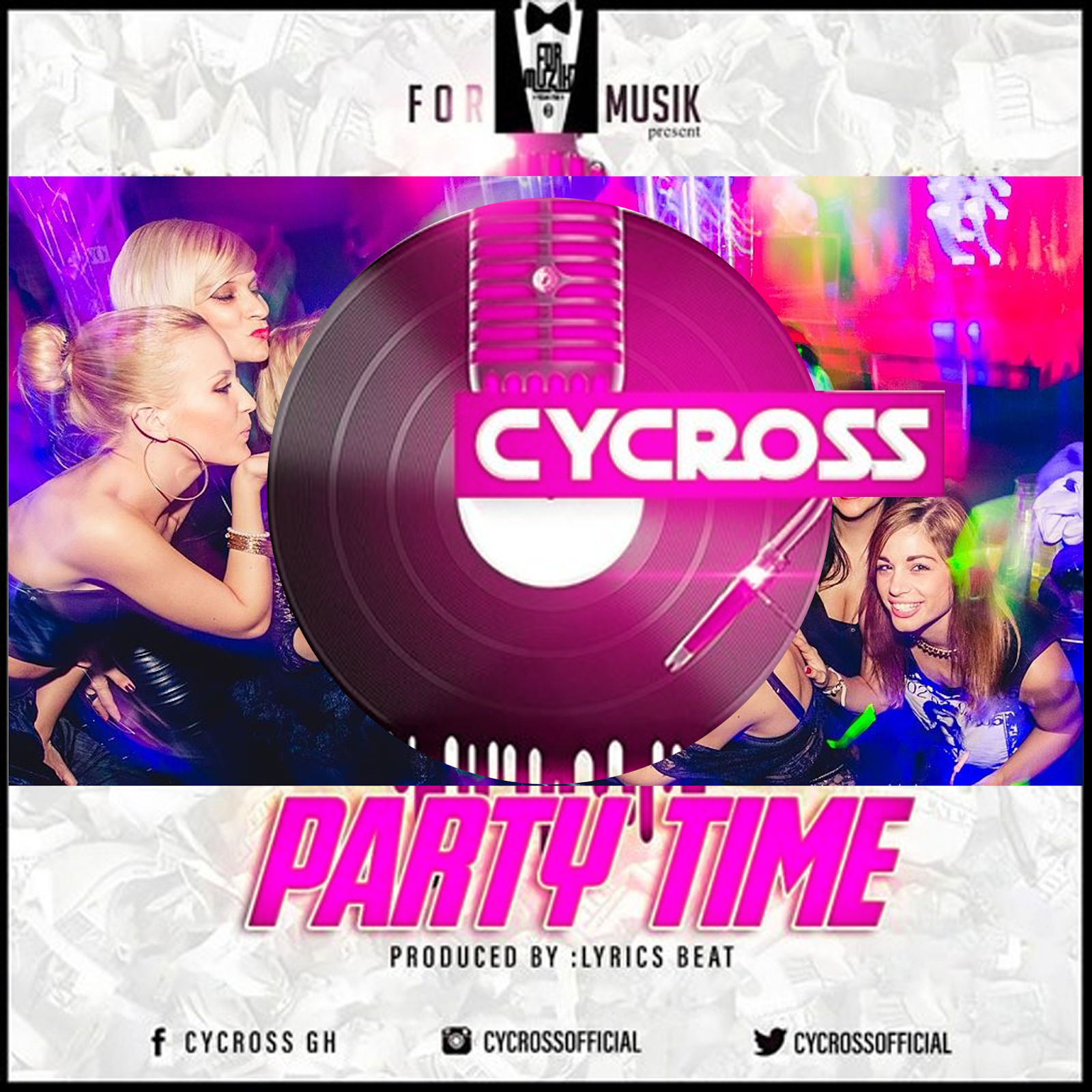 Photo of Cycross Releases 'Party Time'
