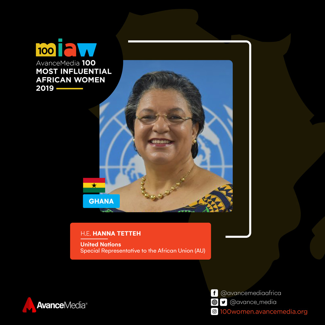 Photo of Hanna Tetteh, Amina Mohammed, Angelique Kidjo Listed Among Avance Media's 2019 100 Most Influential African Women