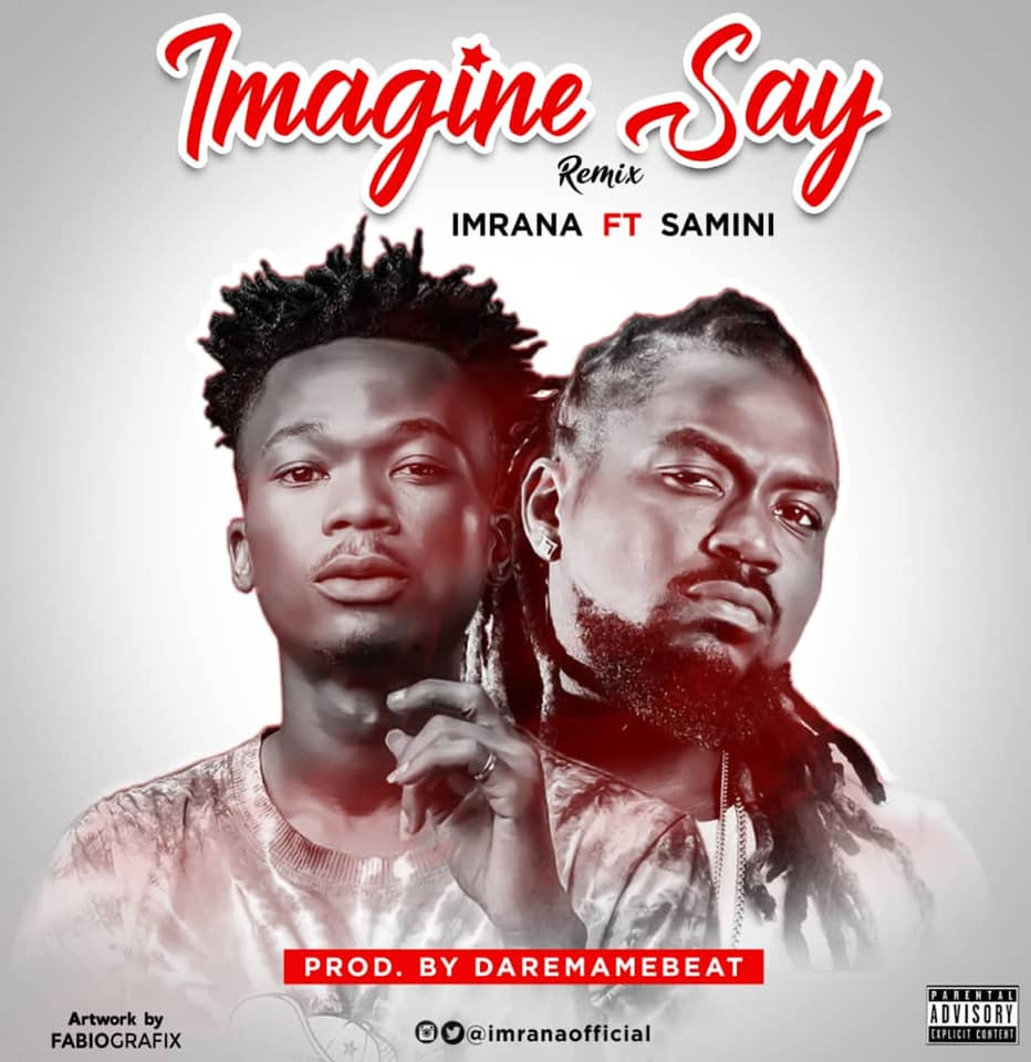 Photo of Imagine Say Remix: Imrana Joins Forces With Samini