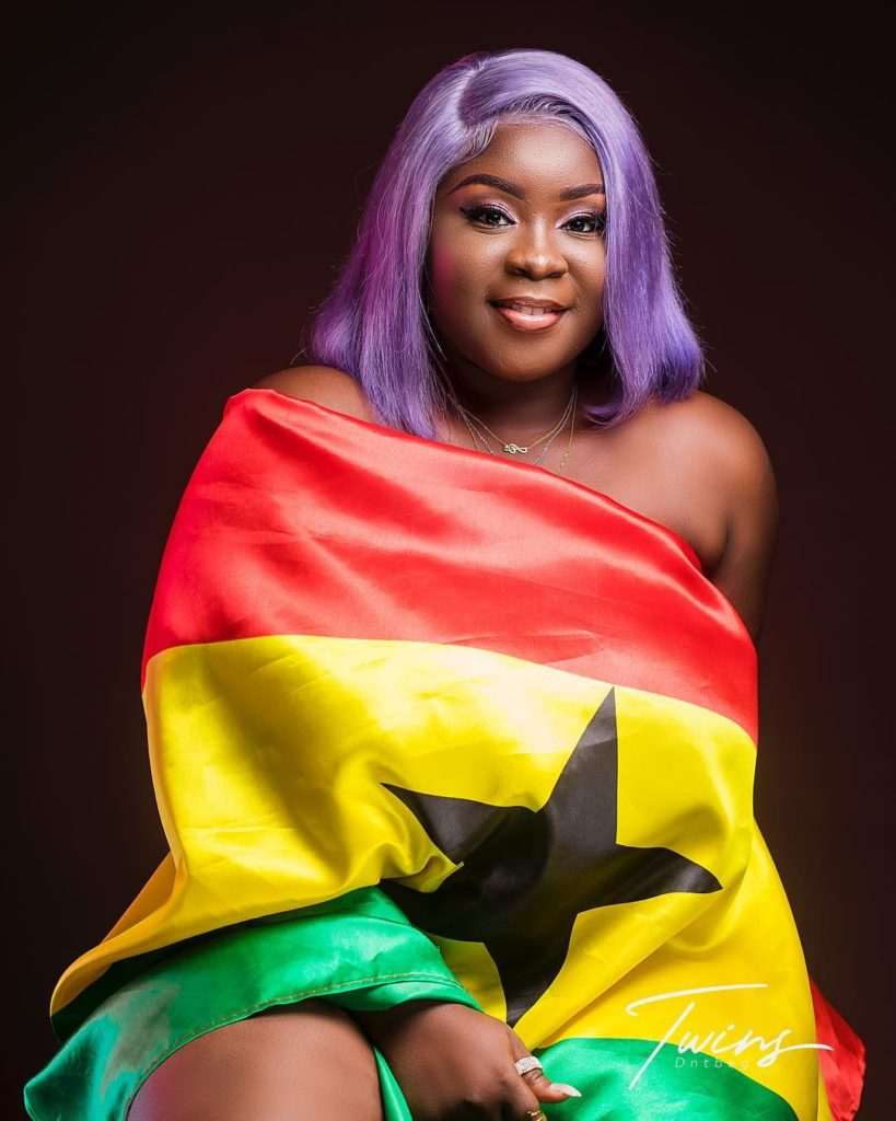 Photo of Kumawood Actress, Maame Serwaa Grabs Massive Attention Online With This Video (Watch)