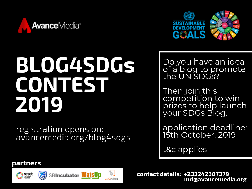 Photo of Blog4SDGs Contest Announced For Writers And Bloggers
