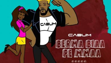 Photo of Music: Cabum – Berma Biaa Pe Mmaa (Prod. By Peewezel)
