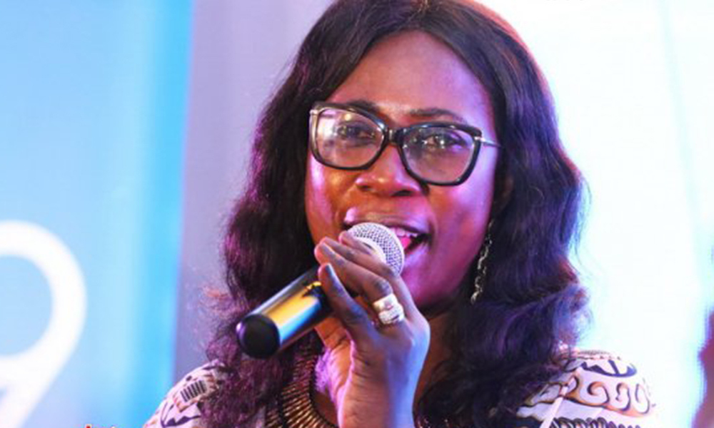 Photo of Cindy Thompson Condemns Ghanaian Actor-Mmebusem For Mimicking Jesus Christ