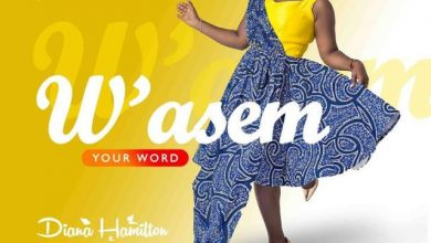 Photo of Gospel Music: Diana Hamilton – W'asem (Your Word) (Prod. By Kaywa)