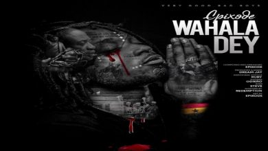 Photo of Epixode Releases 'Wahala Dey' Music Video
