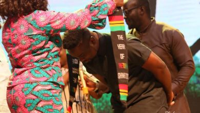 Photo of Sarkodie Unveiled As Ambassador For The Year Of Return