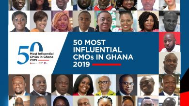 Photo of Hammer, Noel Kojo-Ganson, Akofa Djankui And Others Listed In Inaugural 50 Most Influential CMOs In Ghana
