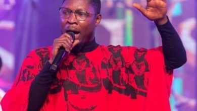 Photo of Ghanaian Gospel Musician, Akesse Brempong Says The Country Is Sick