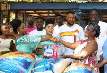 Photo of Sabii And Matt Donates To Tamale Orphanage Home After 2019 Praise To Raise Concert