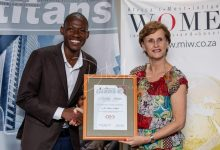 Photo of Prince Akpah Receives CEO Global's Titan Building Nations Award