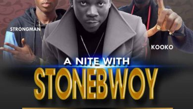 Photo of A Nite With Stonebwoy: Stonebwoy, Strongman, Kooko And Others To Rock Nsoatre On December 29