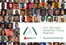 Photo of Finalists For 2019 100 Most Influential Young Nigerians Announced