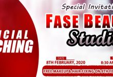 Photo of FASE Beauty Studio Launches In Sunyani On February 8 With Free Makeup And Hair Fixing