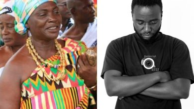 Photo of Kwame Ghana Pays Tribute To The Late Queen Mother Of Sunyani In New Song – Listen
