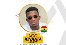 Photo of Kofi Kinaata Voted 2019 Most Influential Young Ghanaian