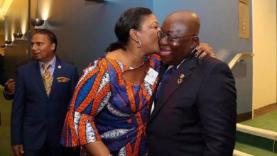 Photo of It Will Always Be Well With You – Ghana's First Lady Pens Touching Message To President Akufo Addo On His 76th Birthday