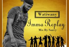 Photo of Watiwany Drops New Song 'Imma Replay' – Listen