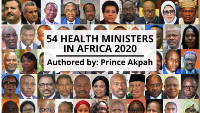 Photo of Know Your African Ministers: Full List Of Current 54 Health Ministers In Africa – 2020