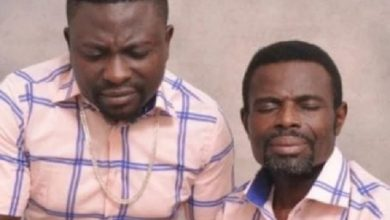 Photo of Brother Sammy Reveals Prophet Seth Frimpong Didn't See His Wife Before His Death