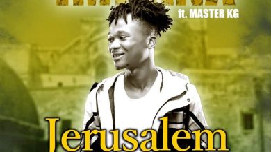 Photo of Imrana Drops Cover Version Of Master KG's 'Jerusalem' – Listen