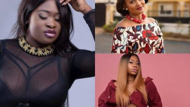 Photo of Watch The Moment Nana Ama Mcbrown Stopped Freda Rhymz From Walking Off Her Show