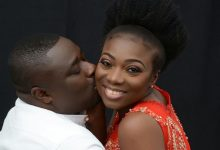 Photo of Stacy Amoateng And Okyeame Quophi Celebrates 15-Years Of Marriage