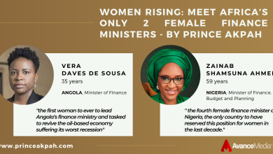 Photo of Women Rising: Meet Africa's Only 2 Female Finance Ministers