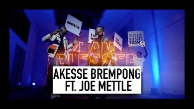 Photo of Akesse Brempong Features Joe Mettle On New Song 'Blessed' – Watch Music Video