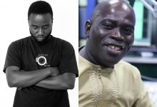 Photo of Kwame Ghana Pays Tribute To Peace FM's Nana Adjei Sikapa In A Song – Listen