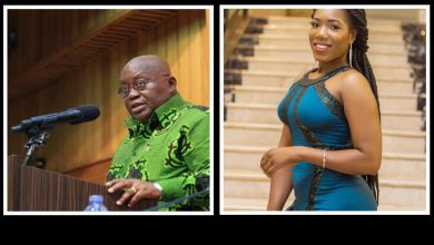 Photo of Stop The Hypocrisy And Pretence – Victoria Lebene Chides Akufo-Addo's Government Over George Floyd Memorial Service In Ghana