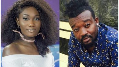 Photo of Bullet Reveals The Dating Rumour About Wendy Shay And Him Has Ruined His Relationship