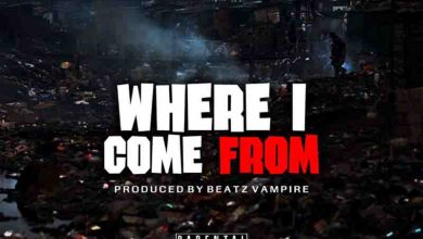 Photo of Shatta Wale Releases New Song 'Where I Come From' – Listen