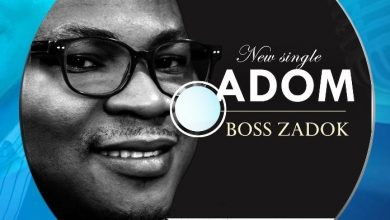 Photo of Boss Zadok Drops Debut Song 'Adom' – Listen
